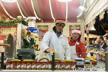年越しはクリスマスのシャンゼリゼ大通り_c0024345_1957887.jpg
