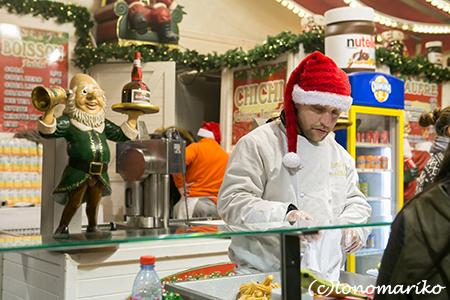 年越しはクリスマスのシャンゼリゼ大通り_c0024345_19594847.jpg