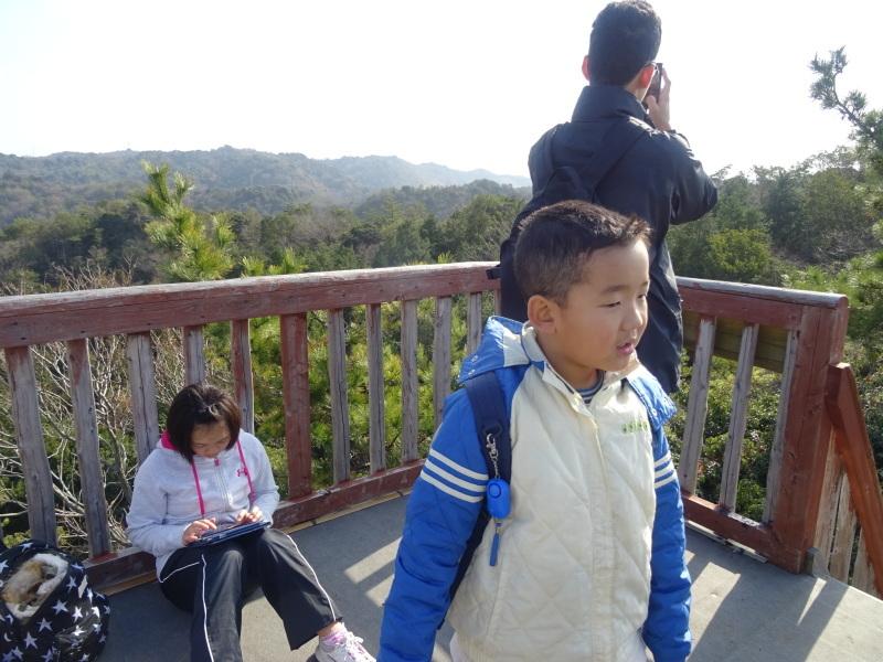 孝子の森へ孫たちと行ってきました_c0108460_19510180.jpg