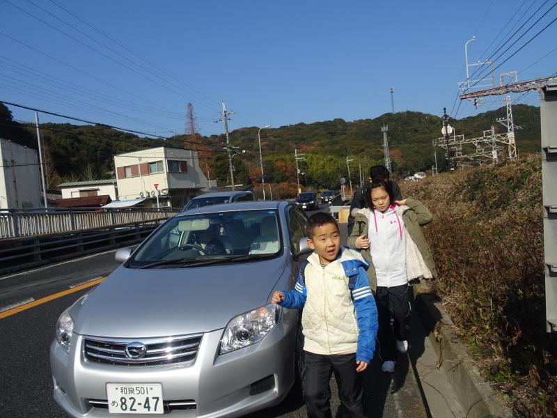 孝子の森へ孫たちと行ってきました_c0108460_19510272.jpg