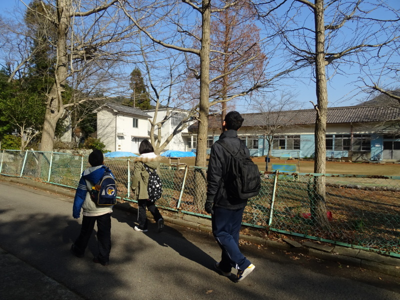 孝子の森へ孫たちと行ってきました_c0108460_19510690.jpg