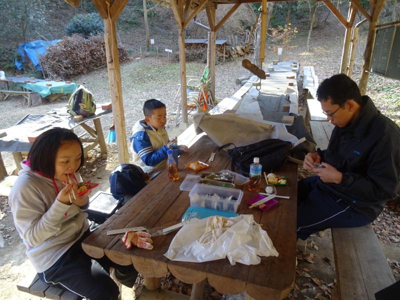 孝子の森へ孫たちと行ってきました_c0108460_19570906.jpg