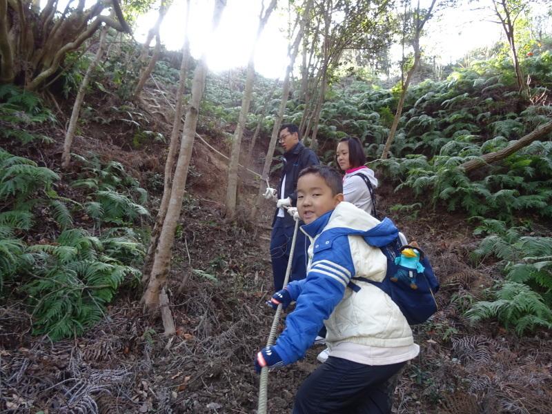 孝子の森へ孫たちと行ってきました_c0108460_19571325.jpg