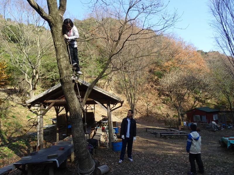 孝子の森へ孫たちと行ってきました_c0108460_19571896.jpg