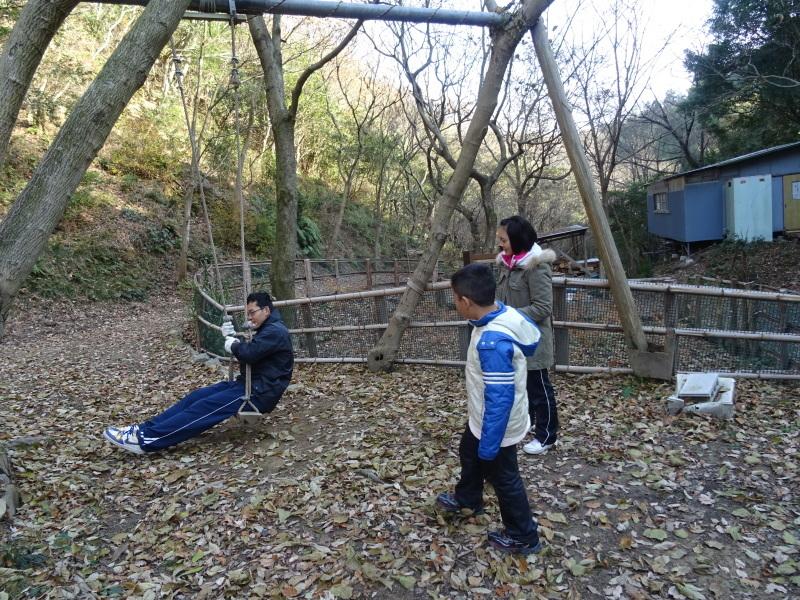 孝子の森へ孫たちと行ってきました_c0108460_20051157.jpg