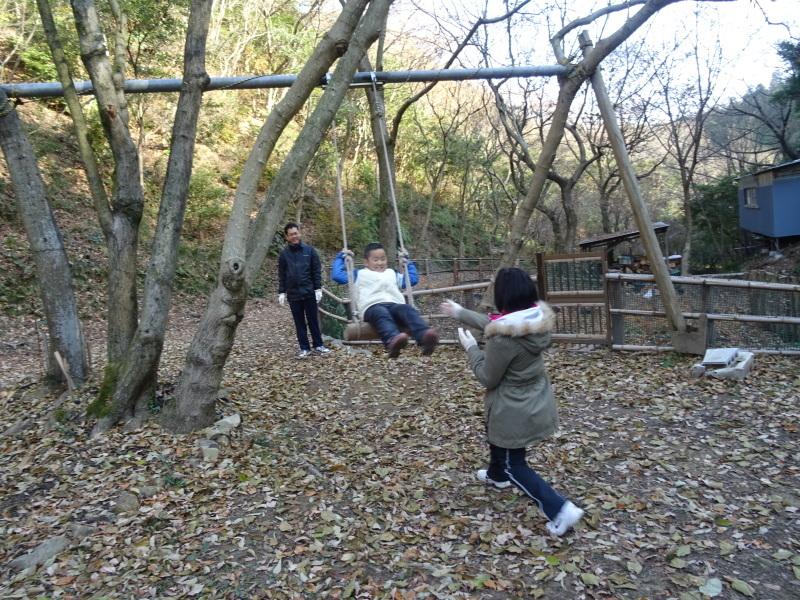 孝子の森へ孫たちと行ってきました_c0108460_20051297.jpg