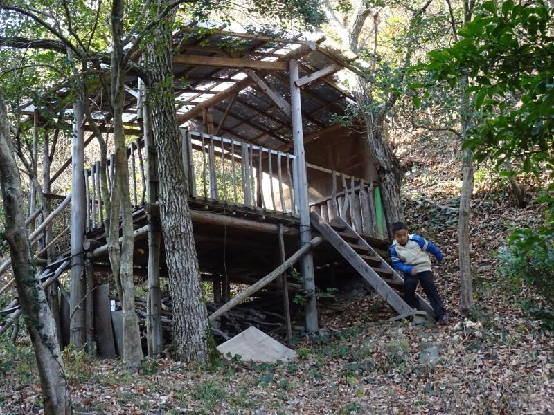孝子の森へ孫たちと行ってきました_c0108460_20051368.jpg