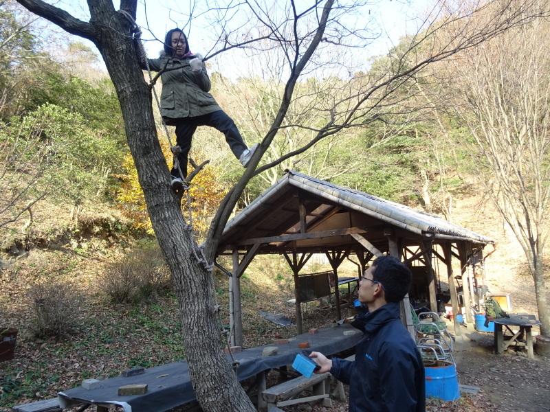孝子の森へ孫たちと行ってきました_c0108460_20051549.jpg
