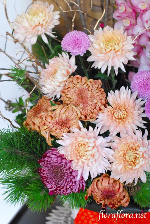 2014年最後の花仕事は…_a0115684_18451920.jpg