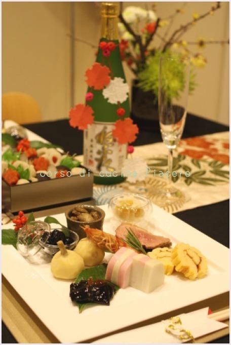 あけましておめでとうございます〜お正月のテーブル〜_b0107003_17575099.jpg