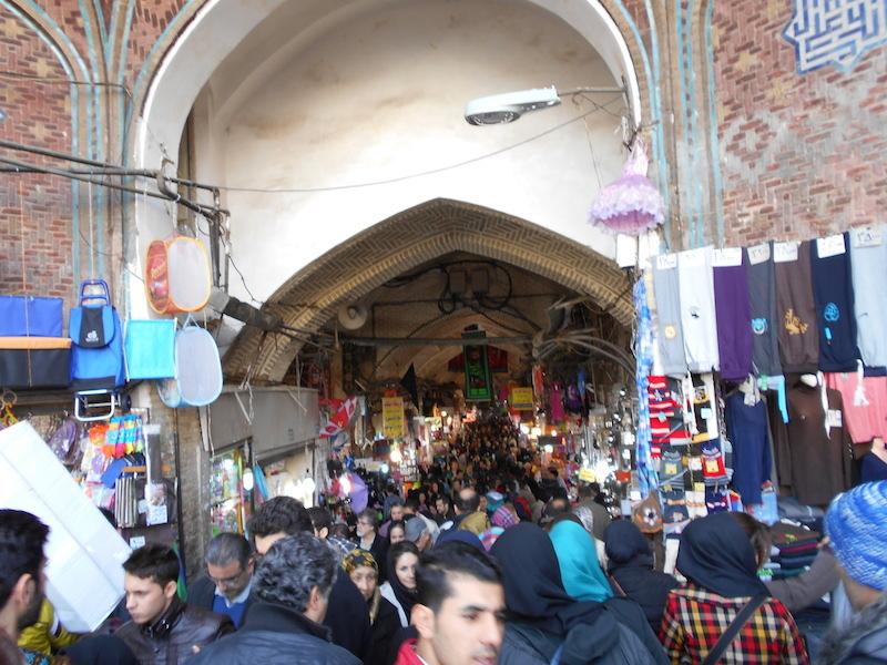 Da bin ich! -わたしはここにいます-          テヘラン観光