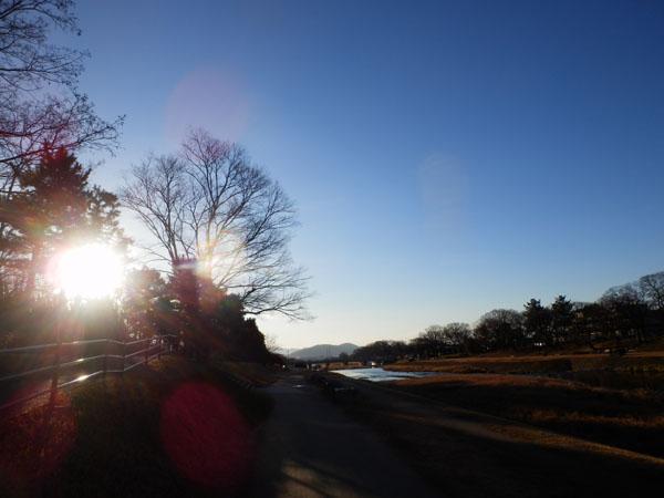 雪の元日_e0048413_15535271.jpg