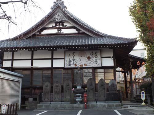 目黒五百羅漢寺と目黒不動まで見たこと_f0211178_16513450.jpg
