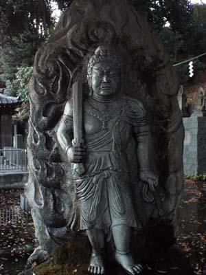 目黒五百羅漢寺と目黒不動まで見たこと_f0211178_16534124.jpg