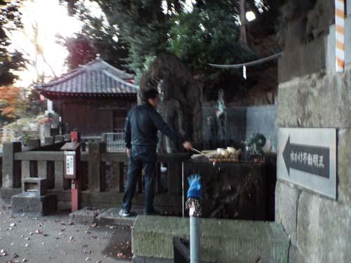 目黒五百羅漢寺と目黒不動まで見たこと_f0211178_1653486.jpg