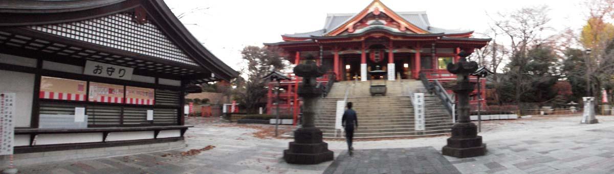 目黒五百羅漢寺と目黒不動まで見たこと_f0211178_16535465.jpg