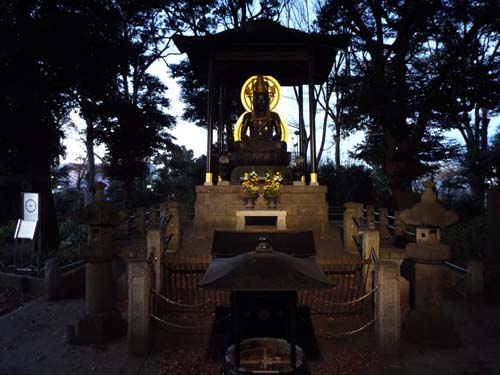 目黒五百羅漢寺と目黒不動まで見たこと_f0211178_1654961.jpg