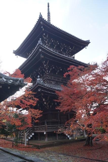 藤田八束の京都・真正極楽寺真如堂を訪ねて①_d0181492_1765372.jpg