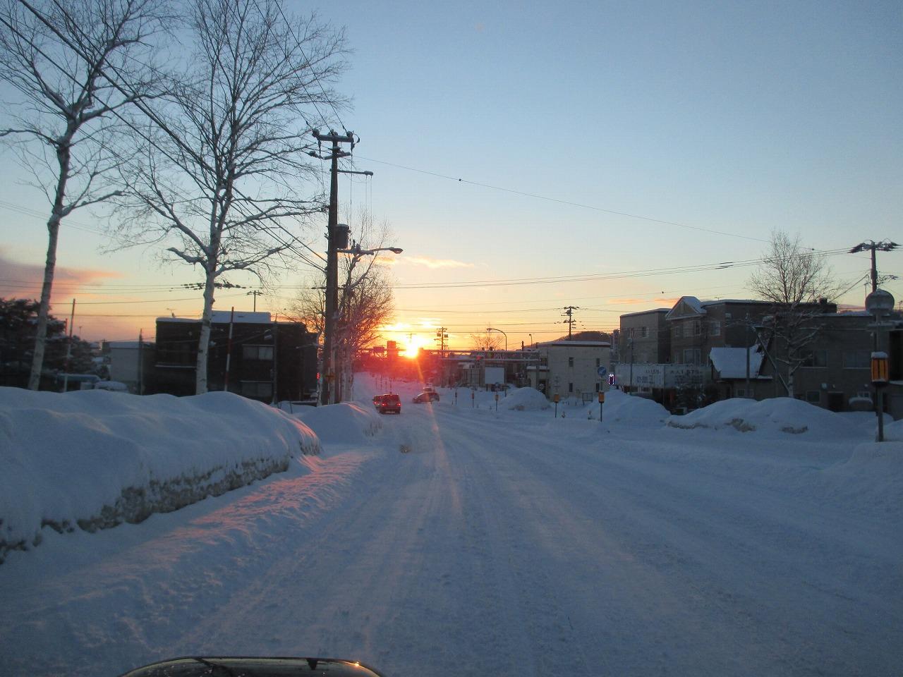 1月2日(金)・・・雪かき_f0202703_1948176.jpg
