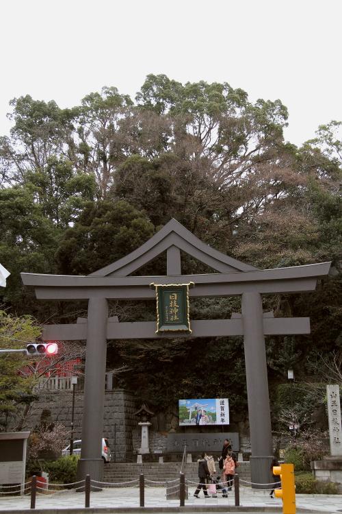 山王日枝神社から光溢れる六本木へ   _b0190710_20495758.jpg