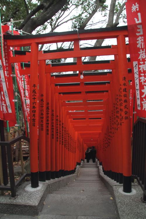 山王日枝神社から光溢れる六本木へ   _b0190710_20512417.jpg