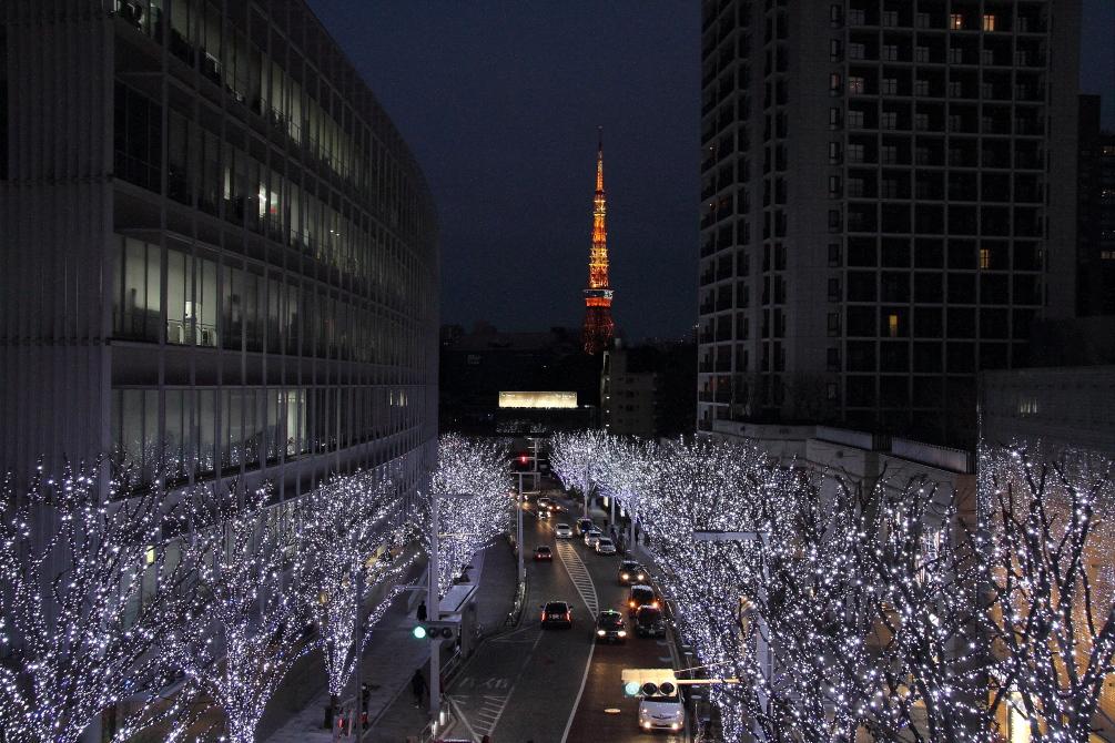 山王日枝神社から光溢れる六本木へ   _b0190710_20513957.jpg