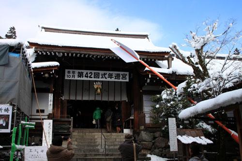 初もうで 上賀茂神社_e0048413_20234596.jpg