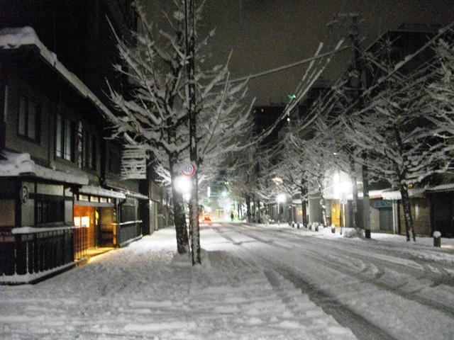 雪中行軍 初音湯_e0230141_8361636.jpg