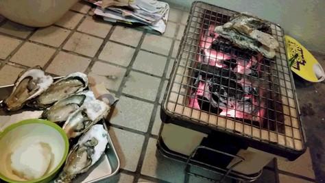 牡蠣を食らう《≧∀≦》_b0124144_145672.jpg