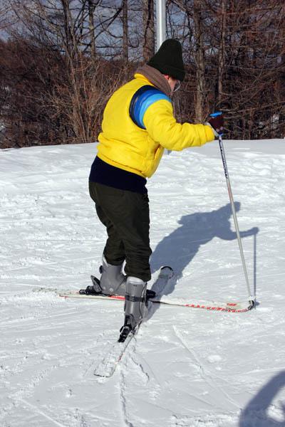 エレーナ、スキーをやってみた…_f0145483_21304190.jpg