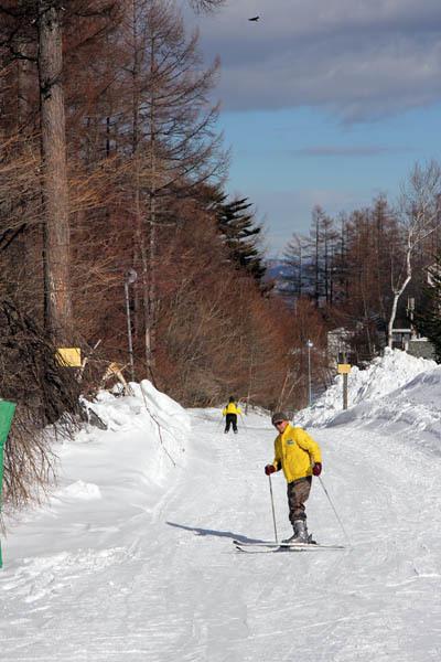 エレーナ、スキーをやってみた…_f0145483_21314186.jpg