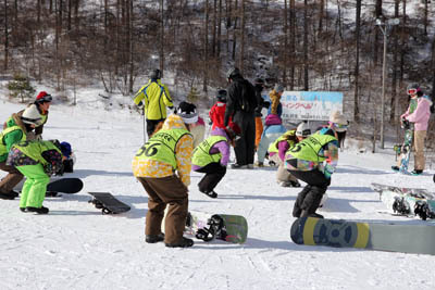 エレーナ、スキーをやってみた…_f0145483_21351480.jpg