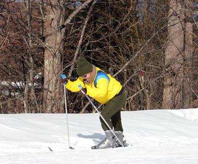 エレーナ、スキーをやってみた…_f0145483_21361561.jpg