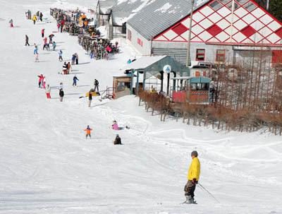 エレーナ、スキーをやってみた…_f0145483_21394373.jpg