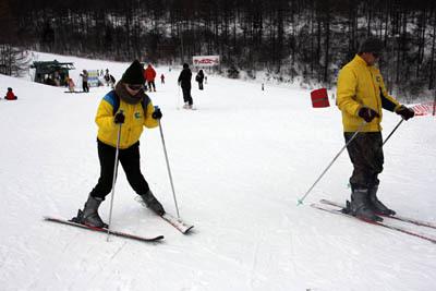 エレーナ、スキーをやってみた…_f0145483_21542052.jpg
