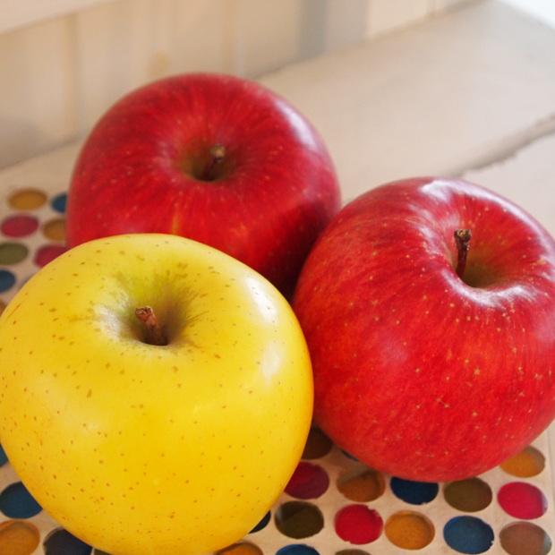リンゴのコンポート_a0292194_1975640.jpg