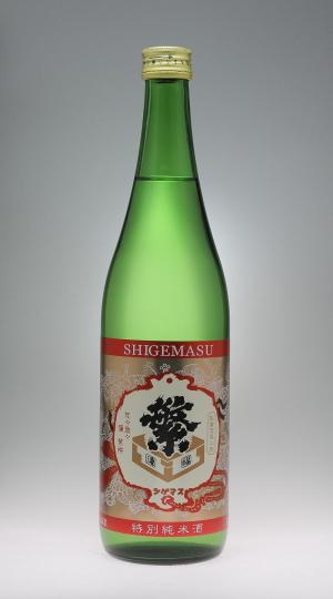 繁枡 特別純米酒 クラシックラベル [高橋商店]_f0138598_12573450.jpg