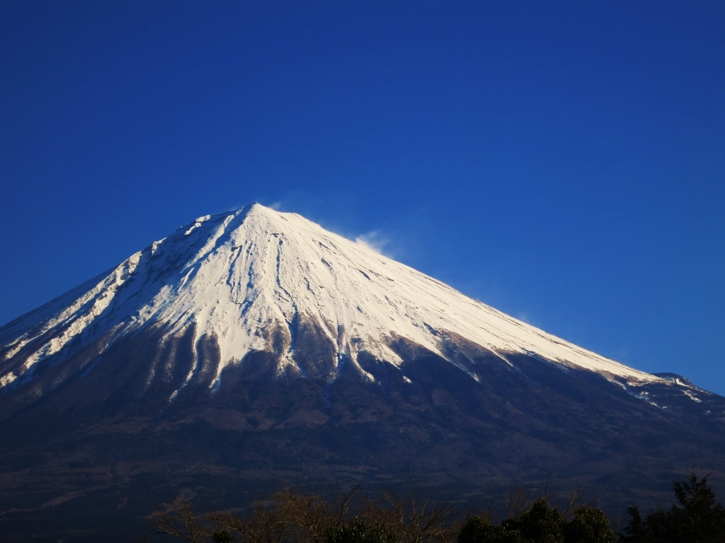 暮れゆく富士山_b0083801_23321295.jpg
