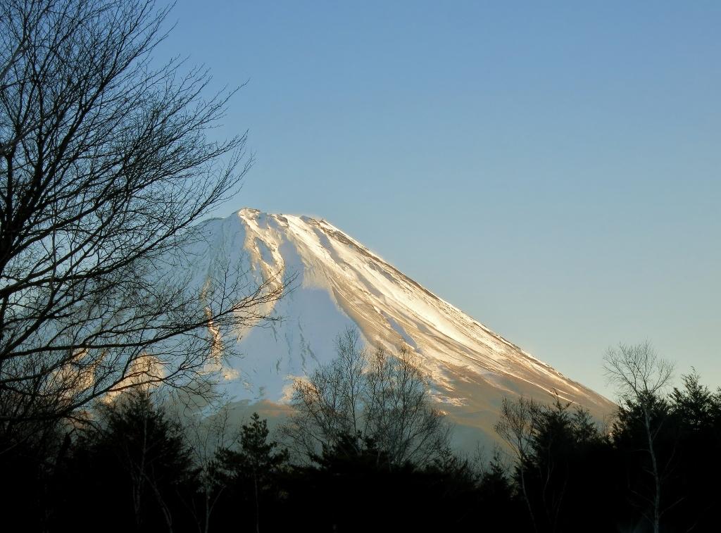 暮れゆく富士山_b0083801_23371049.jpg