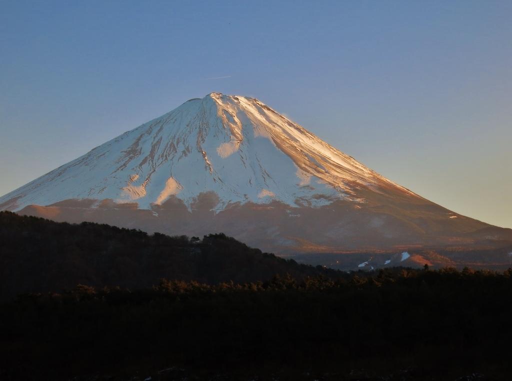 暮れゆく富士山_b0083801_23373295.jpg