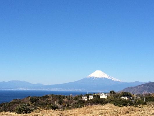 富士山くっきり_c0093301_12545513.jpg