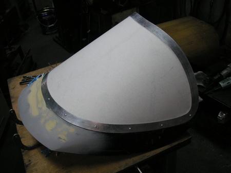 サイドカー ボディの制作 RSⅢ_e0218639_23433765.jpg