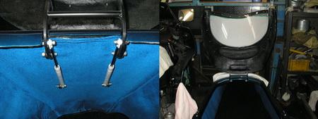 サイドカー ボディの制作 RSⅢ_e0218639_2344937.jpg