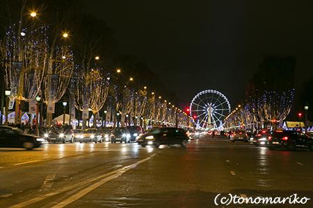 パリの冬の観覧車 今も昔も・・・_c0024345_5132813.jpg