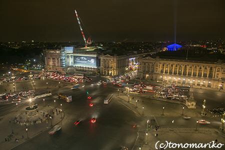 パリの冬の観覧車 今も昔も・・・_c0024345_5145167.jpg