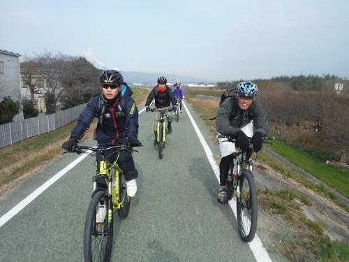 山之辺の道 サイクリング_b0332867_20294366.jpg