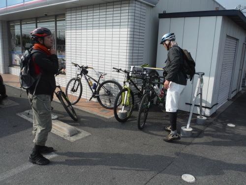 山之辺の道 サイクリング_b0332867_20302682.jpg