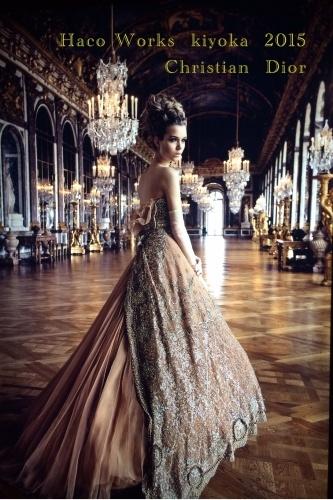 Christian Dior  連日です。_f0163575_21420362.jpg