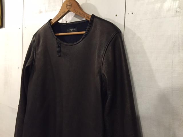 Leather Long Sleeve Tee_d0121303_20572981.jpg