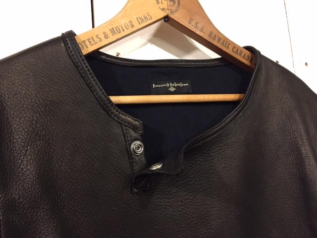 Leather Long Sleeve Tee_d0121303_20573874.jpg
